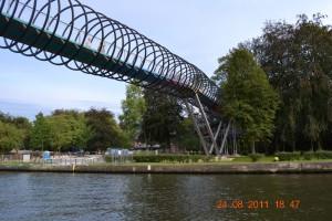 Rhein-Herne-Kanal Brücke