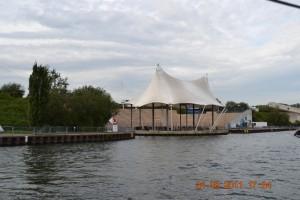 Rhein-Herne-Kanal Pavillon