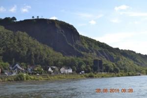 Rhein Ruine Brücke Remagen