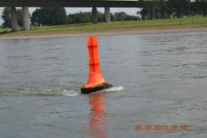 Rhein Strömung