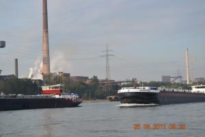Rhein Verkehr