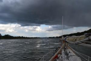Rhein Wetter 2