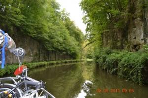 Canal de l'Est Landschaft 1
