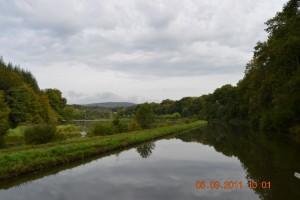 Canal de l'Est Landschaft 2