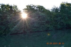 Petite-Saone Sonne
