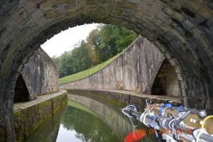 Petite-Saone Tunnel St. Albin Ende