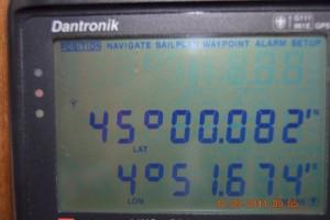 Rhone 45 Grad N