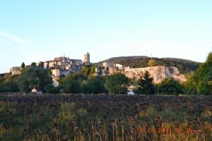 Rhone Viviers Anblick
