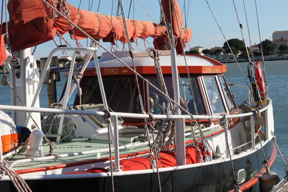 Port-Saint-Louis Albatros Deck
