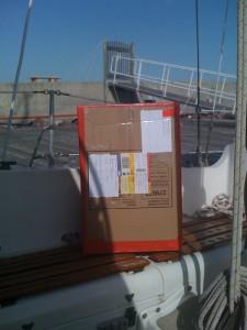 Port-Saint-Louis - Tunesien Carloforte Paket
